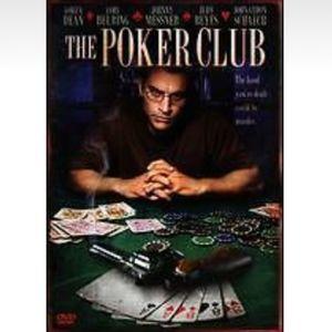 The Poker Club 📀. 🆕. MUST BUNDLE